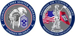 188 FW_Arkansas ANG_Command Chief coin