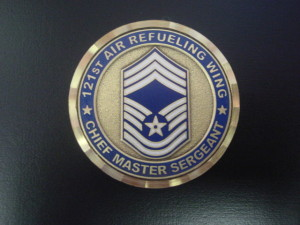 CMSgt_121st ARW_ANG challenge coins
