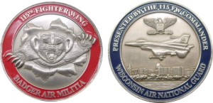 115 FW_ANG challenge coin_Celebrate Excellence