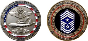 WI ANG challenge coin