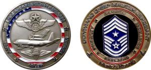 WI ANG challenge coin