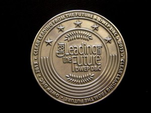 Chevron_challenge coin_back