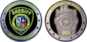 Bexar County Sheriff_challenge coin