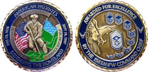 158 FW_ANG challenge coin