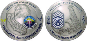 Schwarze_ANG Band_challenge coin