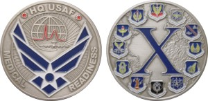 Office of the AF Surgeon General_challenge coin