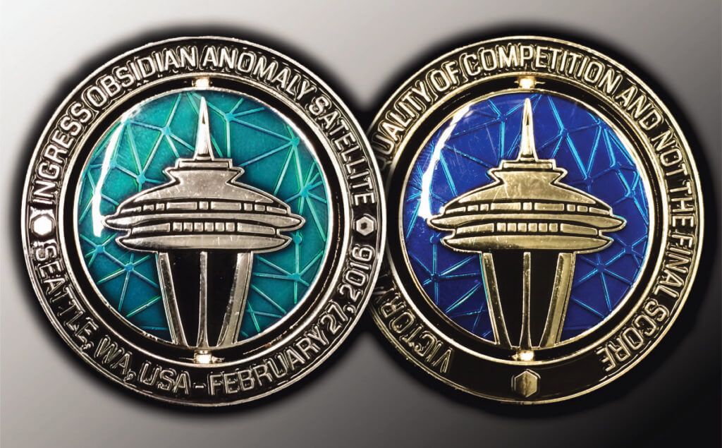 custom challenge coin_spinner