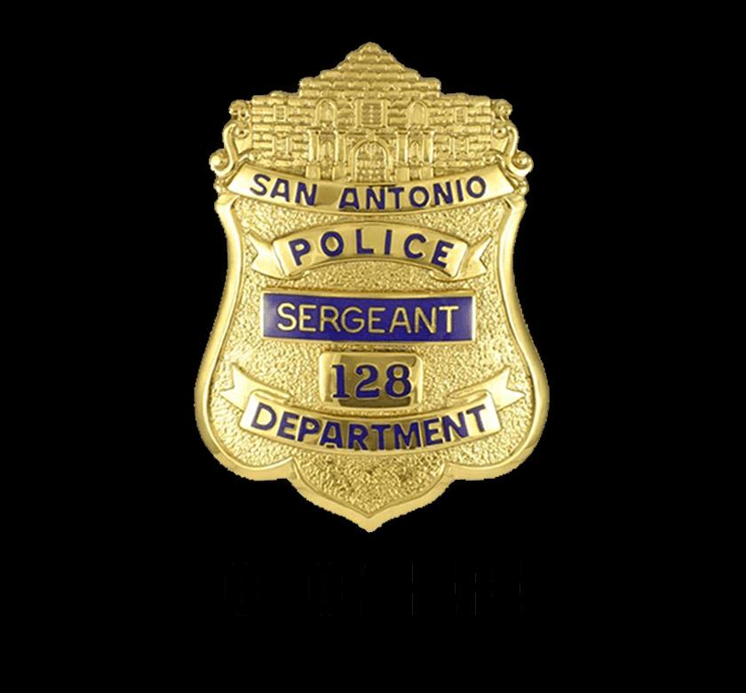 SAPD Badge OrderCelebrate Excellence