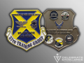 37th-training-group-shield-coin