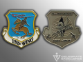 Air National Guard_Challenge Coin_132d-wing