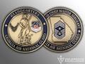 Air National Guard_Challenge Coin_Georgia Air National Guard
