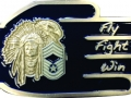 USAF_Chief_Bryant Roy_Special die shape_challenge coin_1