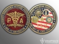 Army challenge coin_Physician Assistant