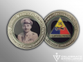 Army_Challenge Coin_Col.Charle H. Noble_Combat Command B