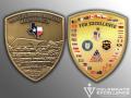 Army_Fort Sam Houston_AMEDD_Challenge Coin