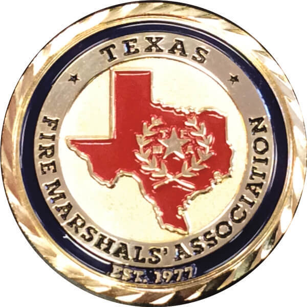 Fire Department_Texas Fire Marshall_challenge coin