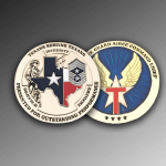 Celebrate Excellence Texas State Guard Challenge Coins | San Antonio Texas