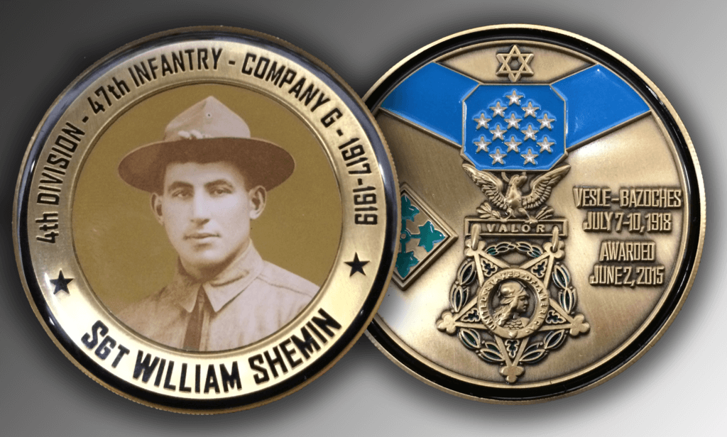 Medal of Honor_Shemin_coins