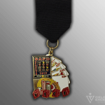 Celebrate Excellence SAPD Vice Fiesta Medal 2017 | San Antonio Texas