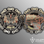 custom challenge coin_special die shape